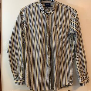 Faconnable Shirt, Long Sleeved, Button Down, XLT